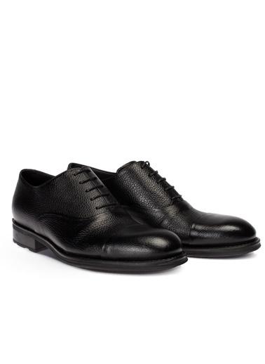 Deery Ayakkabı Hakiki Deri Siyah
